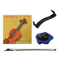 Kit Accessori per Violino Student 4/4