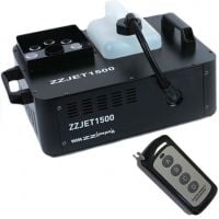ZZIPP ZZ JET1500 Macchina Fumo DMX DJ Verticale Wireless