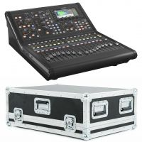 Midas M32R Live Bundle Mixer Digitale 32 Ch con Flighcase
