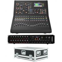 Midas M32R Live Mixer Digitale 32 Ch con Stage Box DL16 e Flightcase