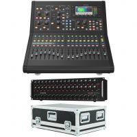 Midas M32R Live Mixer Digitale 32 Ch con Stage Box DL32 e Flightcase