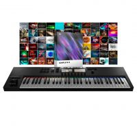 Native Instruments Komplete Kontrol S61 MKII / Komplete 13 Upgrade da Select