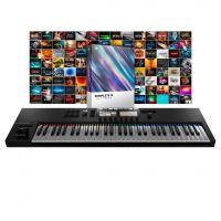 Native Instruments Komplete Kontrol S61 MKII / Komplete 13 Ultimate Upgrade da Select