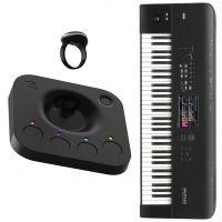 Korg Nautilus 61 con Controller MIDI Enhancia Neova Ring