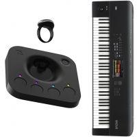 Korg Nautilus 73 con Controller MIDI Enhancia Neova Ring