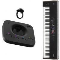 Korg Nautilus 88 con Controller MIDI Enhancia Neova Ring