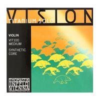 THOMASTIK - Set 4/4 VT100 di Corde Per Violino Serie Vision