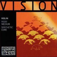Thomastik Set corde per violino 4/4 VI100 Vision Medium
