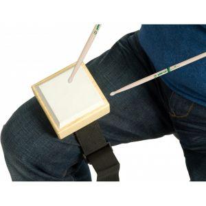 Pad per batteristi / Allenatore da gamba / Pad per esercitazione
