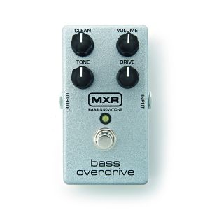 MXR M89 Bass Overdrive - Overdrive per Basso