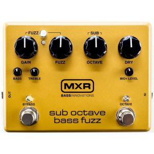 MXR M287 Sub Octave Bass Fuzz - Fuzz per Basso