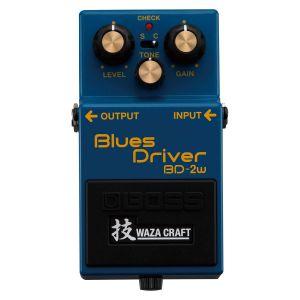 BOSS BD2W Blues Driver Effetto overdrive a pedale per chitarra (Waza Craft)