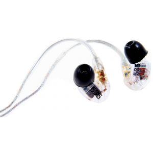 SHURE SE535 CL Isolamento sonoro / Triple-Balanced