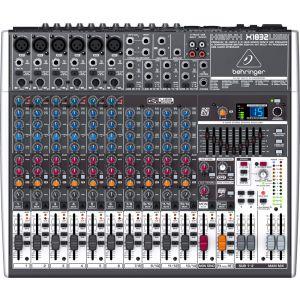 BEHRINGER Xenyx X1832USB Mixer 18 Canali con effetti voce e interfaccia USB