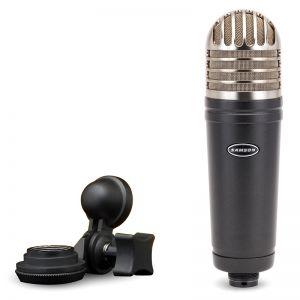 SAMSON MTR101 Microfono a Condensatore da studio