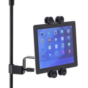 Tabstand-200 Supporto Tablet/iPad Aggancio a Asta Microfono Leggio