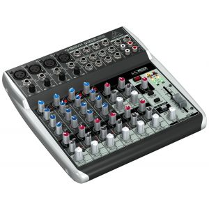 BEHRINGER XENYX Q1202 USB - MIXER 12 INGRESSI CON INTERFACCIA USB