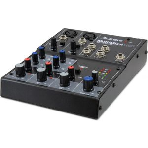 Alesis Multimix 4usb Mixer Karaoke DJ 4 Canali