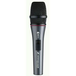 SENNHEISER E865 S - Microfono a Condensatore per Voce