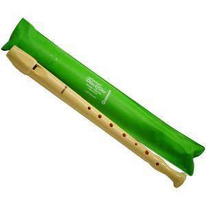 HOHNER 9508 Flauto Dolce Soprano / Diteggiatura Tedesca con Astuccio