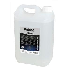 Karma LIQ SN5 Liquido della neve per Macchina effetto Snow schiuma party