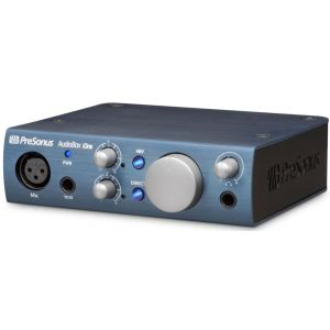 PRESONUS Audiobox iONE - Interfaccia Audio/Usb