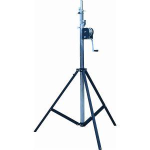 QUIKLOK SLS15 Supporto / Stativo / Stand in acciaio con argano / tralicci / americane / sistemi impianti luce