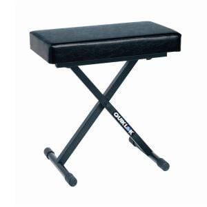 QUIKLOK BX718 Panca / Panchetta per Pianoforte / Tastiera Regolabile