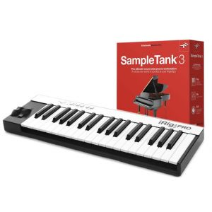 IK MULTIMEDIA iRig Keys PRO + SampleTank 3 Holiday Bundle