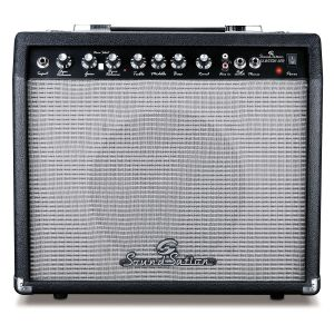 SOUNDSATION CLASSIC-25R - Amplificatore per Chitarra con riverbero