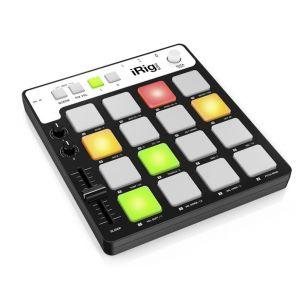 IK MULTIMEDIA iRIG PADS - CONTROLLER MIDI/USB