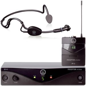 AKG WMS45 Perception Sport Set - RADIOMICROFONO ARCHETTO