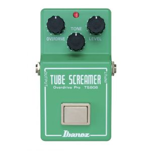Ibanez TS 808 - Effetto Overdrive