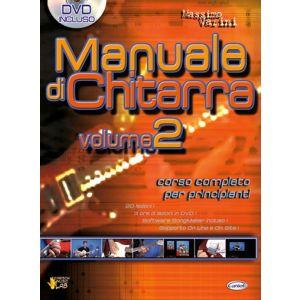 Massimo Varini  Manuale di Chitarra Volume 2 (+DVD)