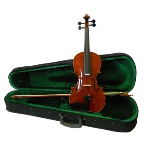 Violino in abete Student 3/4, Set completo
