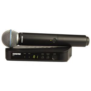 Shure BLX24E/B58 Beta58 H8E - Radiomicrofono con Capsula Beta58