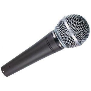 SHURE SM48 - MICROFONO DINAMICO CARDIOIDE PER VOCE