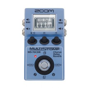 Zoom MS 70CDR - Multistomp