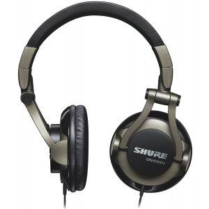 SHURE SRH550DJ - CUFFIA PER DJ