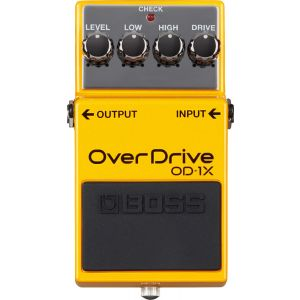 BOSS OD1X Pedale Overdrive