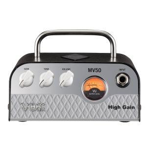 Vox MV50 High Gain - Testata per Chitarra Elettrica 50W Rms