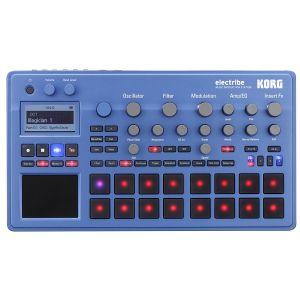 KORG ELECTRIBE 2 BL - Groove Box Blue