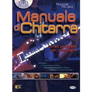 CARISCH Varini, Massimo - MANUALE DI CHITARRA (+DVD)