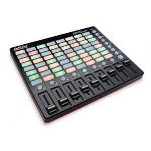 AKAI APC MINI controller MIDI USB per ableton live Tastiera Pad DJ