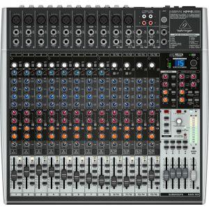 BEHRINGER XENYX X2442USB Mixer Audio con Effetti DJ e Karaoke