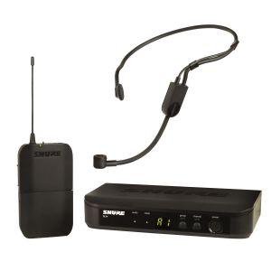 SHURE BLX14E/P31 TQG Radiomicrofono ad Archetto