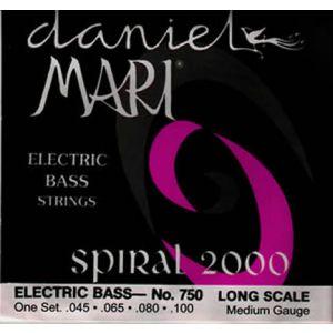 DANIEL MARI 750 - MUTA PER BASSO ELETTRICO 4 CORDE (045-100)