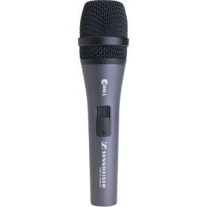 SENNHEISER e845 S Microfono supercardioide on/off / supporto / custodia