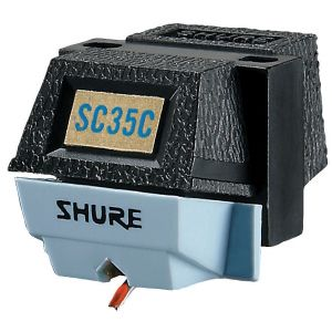 SHURE SC35C - STANDARD DJ - attacco standard