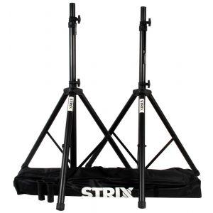 STRIX SS100 Coppia Supporti/Stand con Borsa per Casse Acustiche